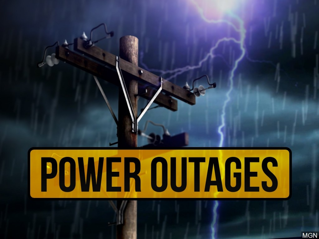 More than 750 KU customers without power in Lexington