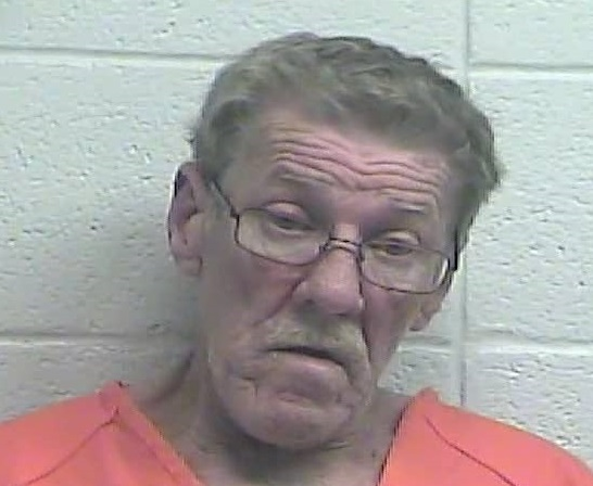 Accused of stealing packages from homes in Nicholasville.