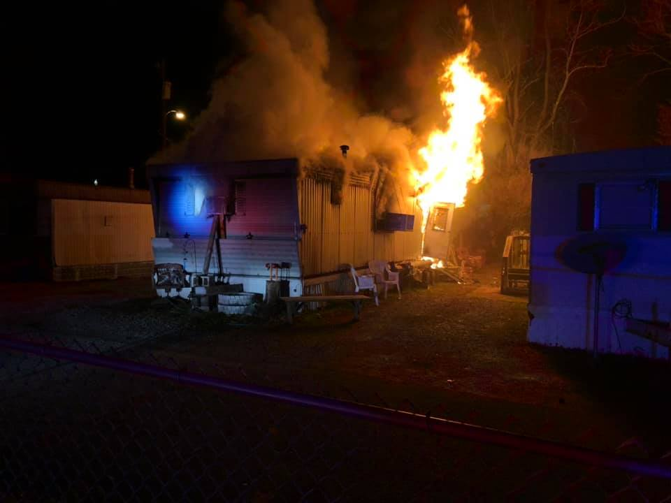 morehead trailer fire 1/2