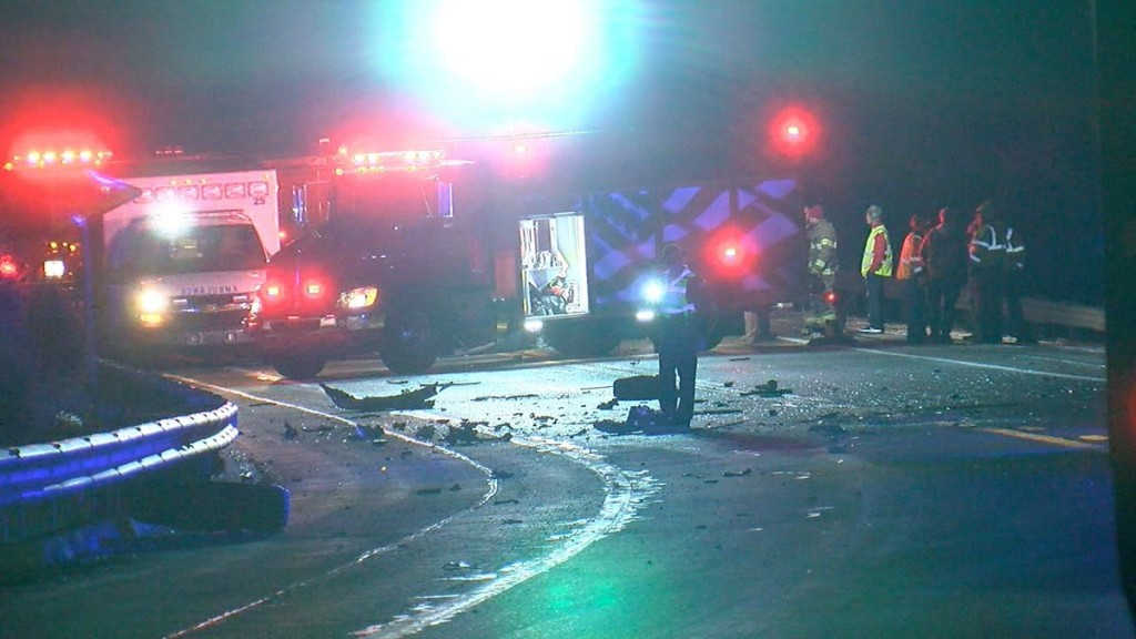 Fatal semi crash in Bracken County.