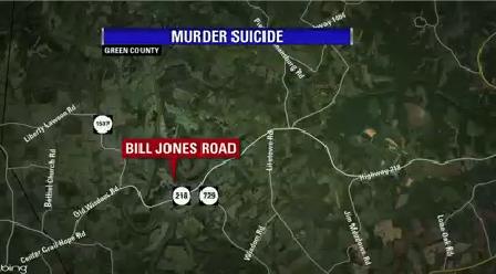 Bill Jones Road in Green County
