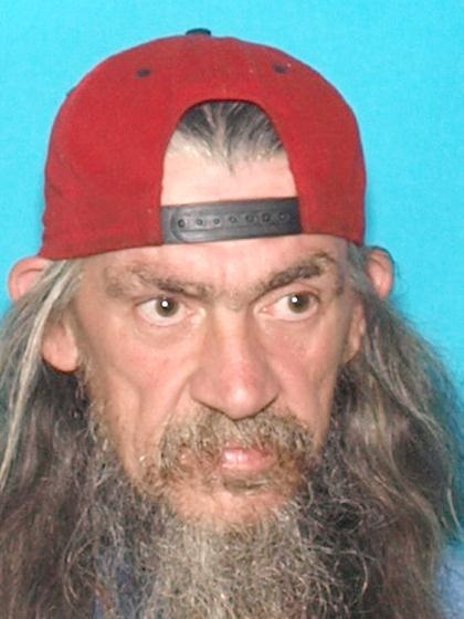 Missing Perry County man.