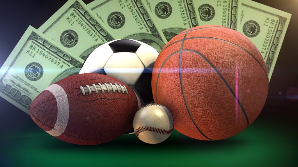 Sports Betting Image via MGN Online