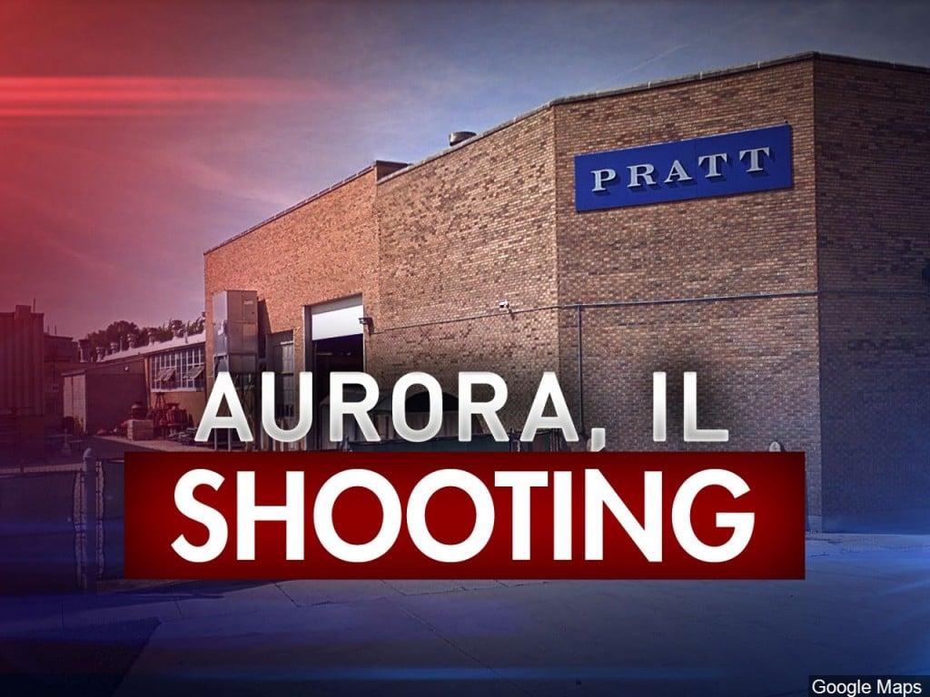 Shooter in Custody in Aurora