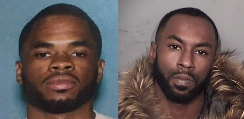 James E. Ragland III and Gaige Phillips. Accused in connection to a fatal shooting outside the Fox Club in Lexington. Iesha Edwards was killed.