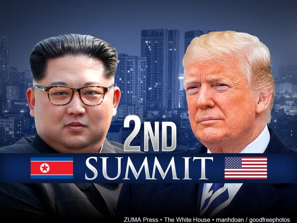 2nd US-N. Korea summit. Vietnam