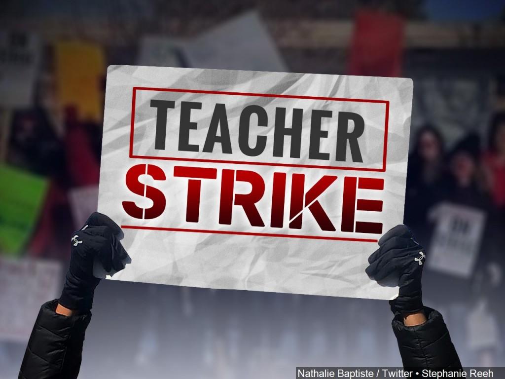 West Virginia teachers plan to walk out again