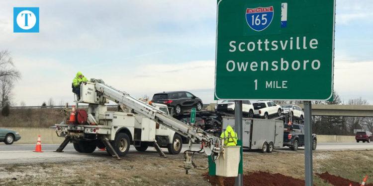 interstate 165 replacing natcher parkway