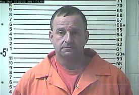 Todd Pate Mug from Hardin County Detention Center