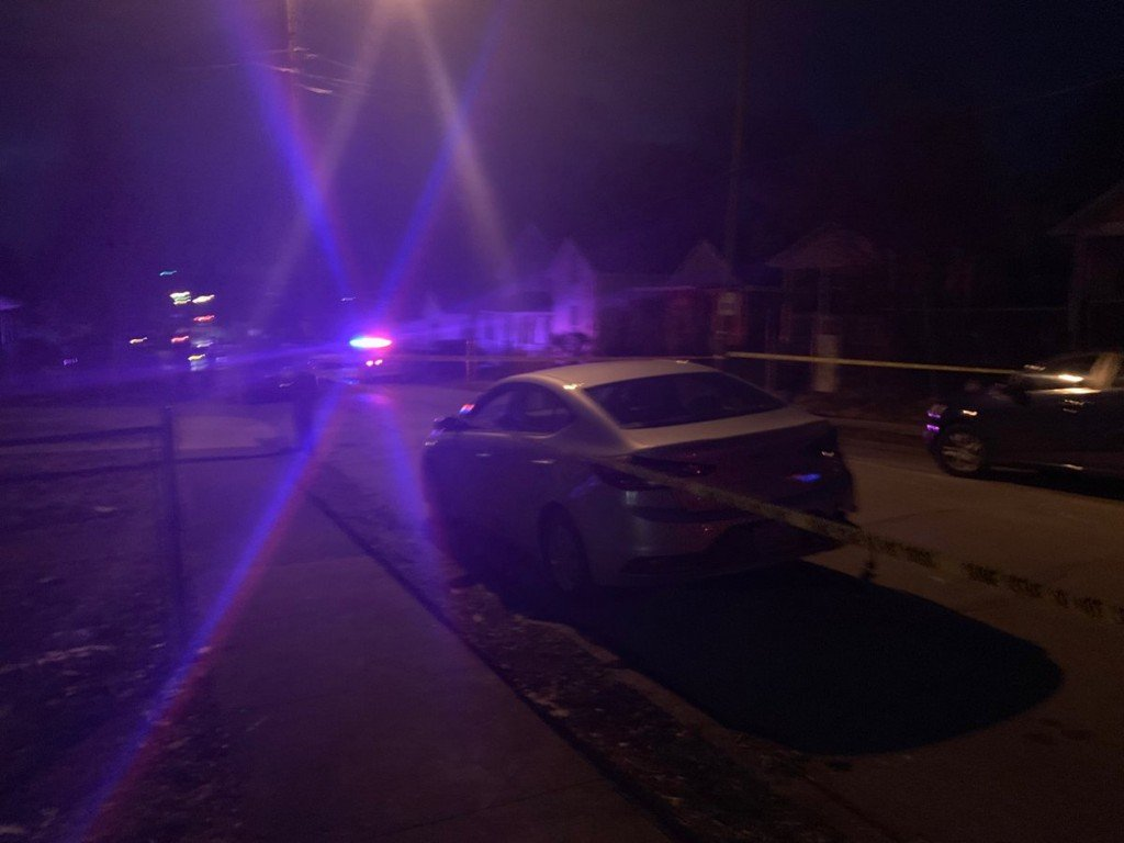 Witnesses say they saw a car drag a man down Carlisle Avenue in Lexington