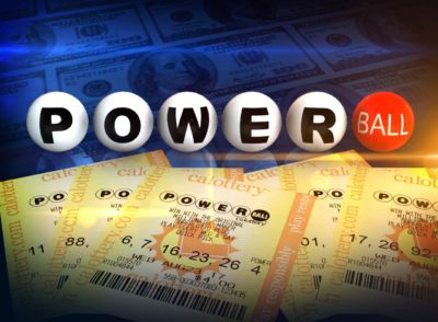 The cash option for the estimated $750 million POWERBALL jackpot is $465.5 million.