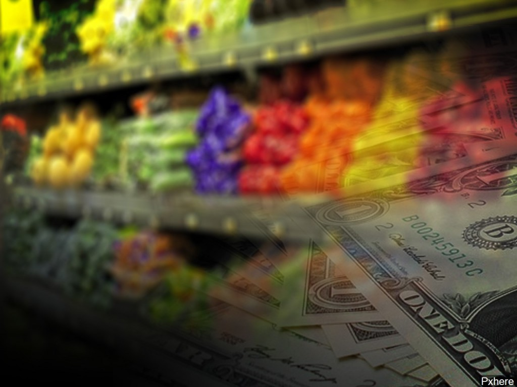 Food and money Image via MGN Online