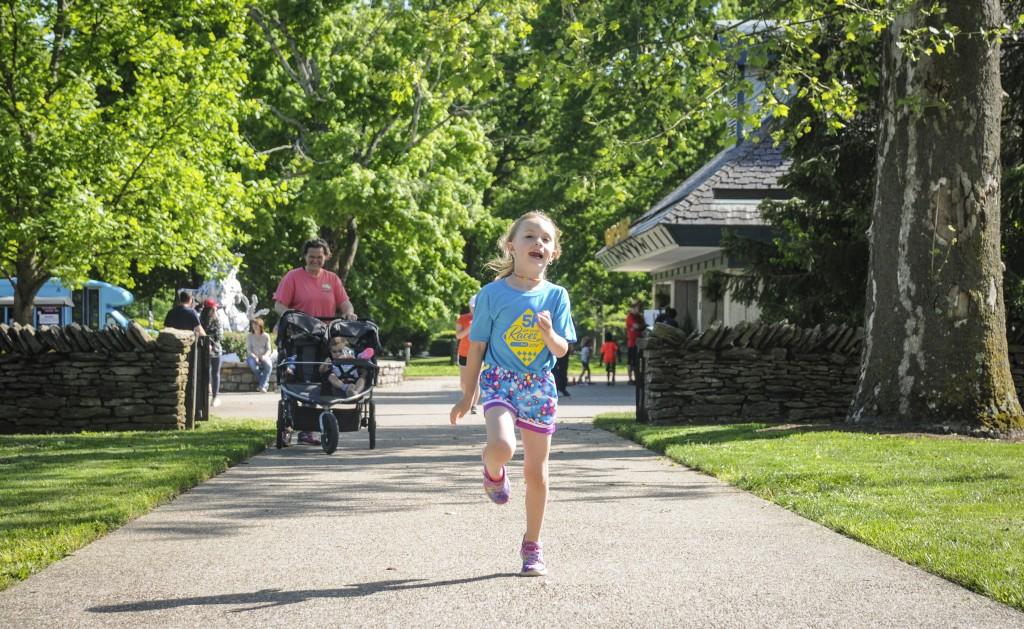 Kentucky Horse Park run walk club