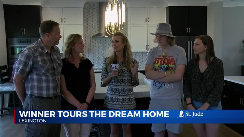 St. Jude Dream Home
