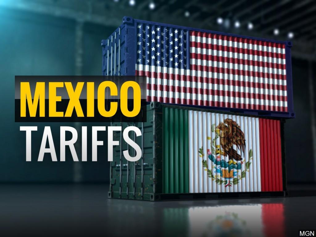 Trump announces tariffs against Mexico