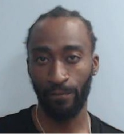 Lexington man accused of shooting at his girlfriend. He was charged last year for shooting a man.