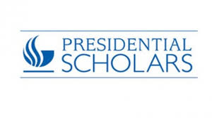 Presidential Scholars logo
