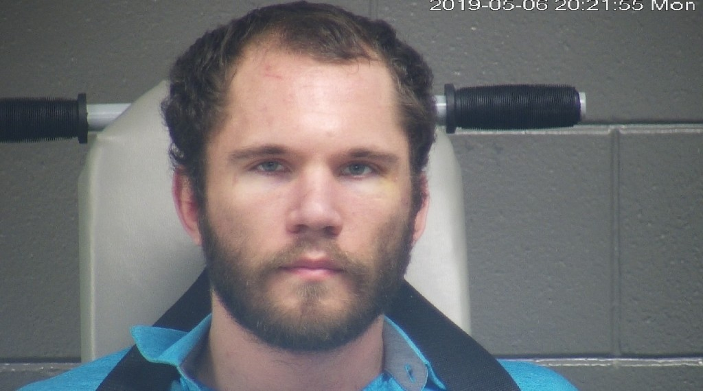 Lexington man accused of leading authorities on a two-state chase.