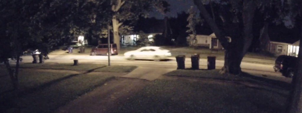 Car believed to be involved in BB gun attack in Meadowthorpe neighborhood