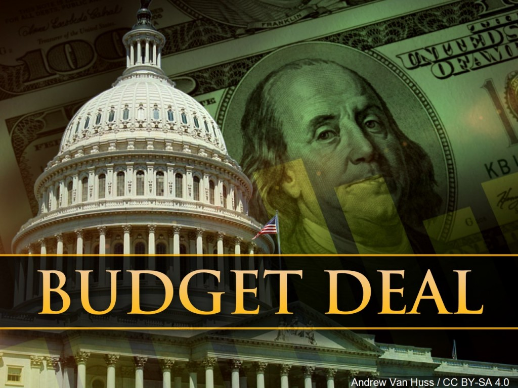 Latest onlegislation dealing with the federal budget and the government's borrowing limit