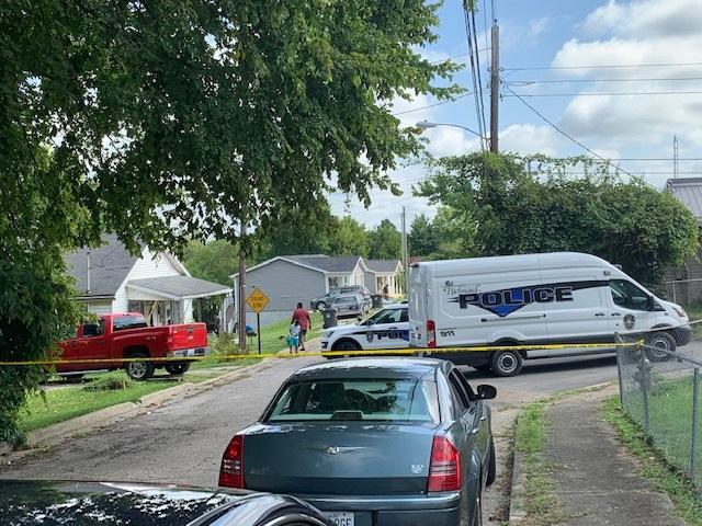 Man found shot in yard on North Hill Street in Richmond