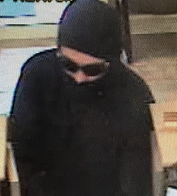 Suspect in robbery at Farmer's National Bank