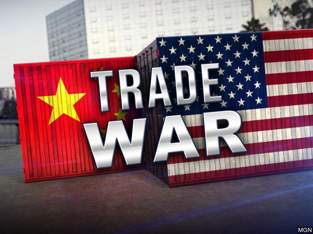 US and China trade war
