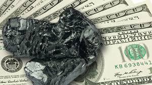 Coal Money graphic
