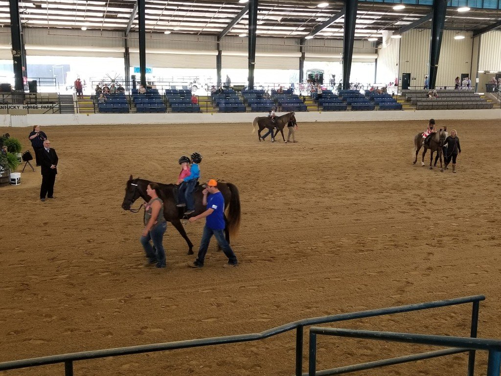 The 31st International Grand Championships wrapped up Saturday at the Kentucky Horse Park.