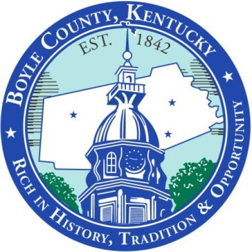 Boyle County seal
