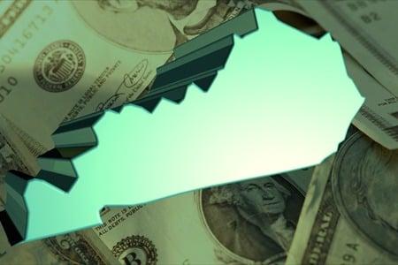 Kentucky money generic graphic