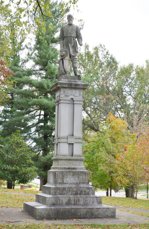 Danville confederate statue