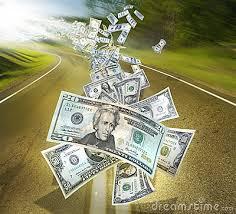 Road Repair Money graphic