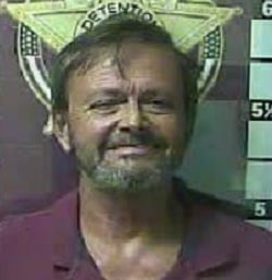 Former Estill County judge-executive who pleaded guilty to stealing funds.