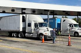 Semi driver dies from injuries after being pinned between his truck and a pickup in the TA Truckstop in Florence 10-18-19.  Semi rolled forward as the man was walking in front of it.