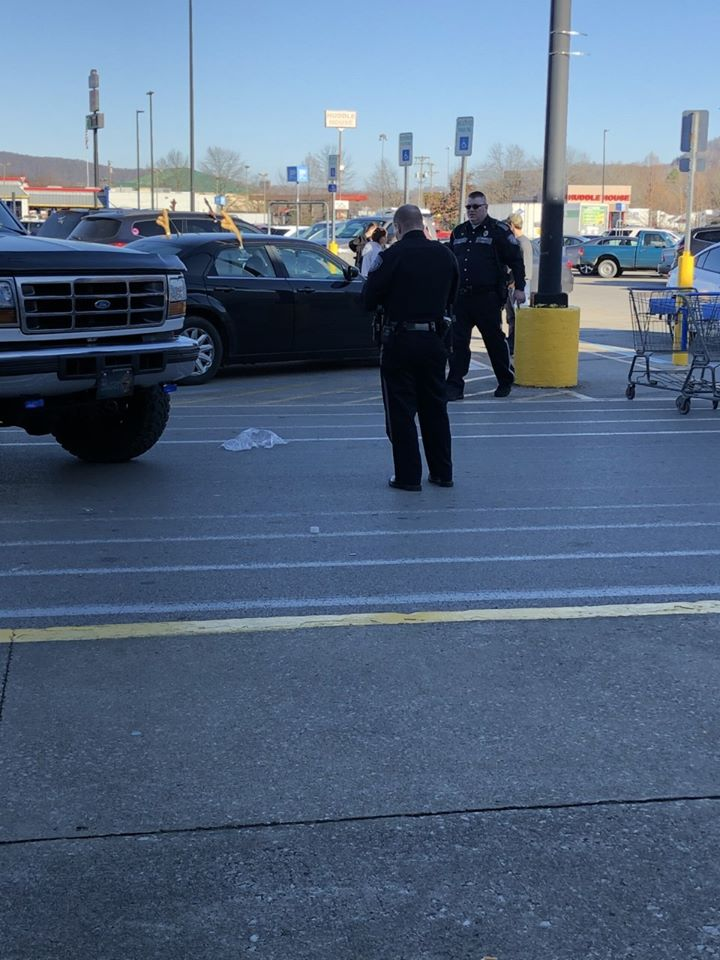 Woman and her grandson were hit by a car at a Williamsburg Walmart