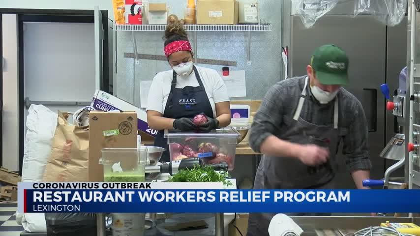 Feeding Restaurant Workers