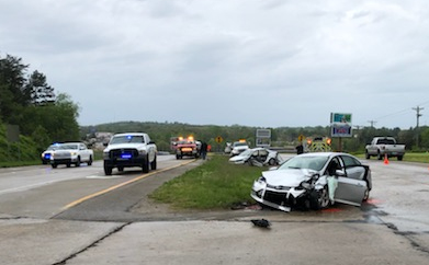 Joie Lee and Georgia Butler were killed in a two car collision on the West Cumberland Gap Parkway in Laurel County on 4-29-20