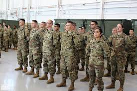 Kentucky National Guard soldiers