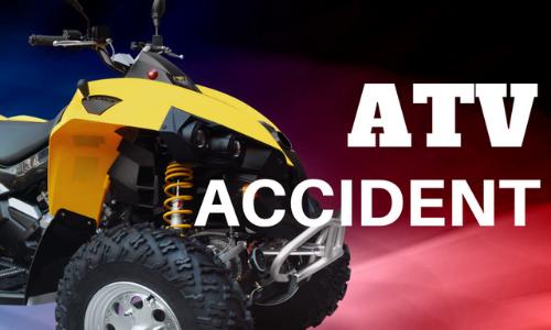 ATV accident (generic graphic)