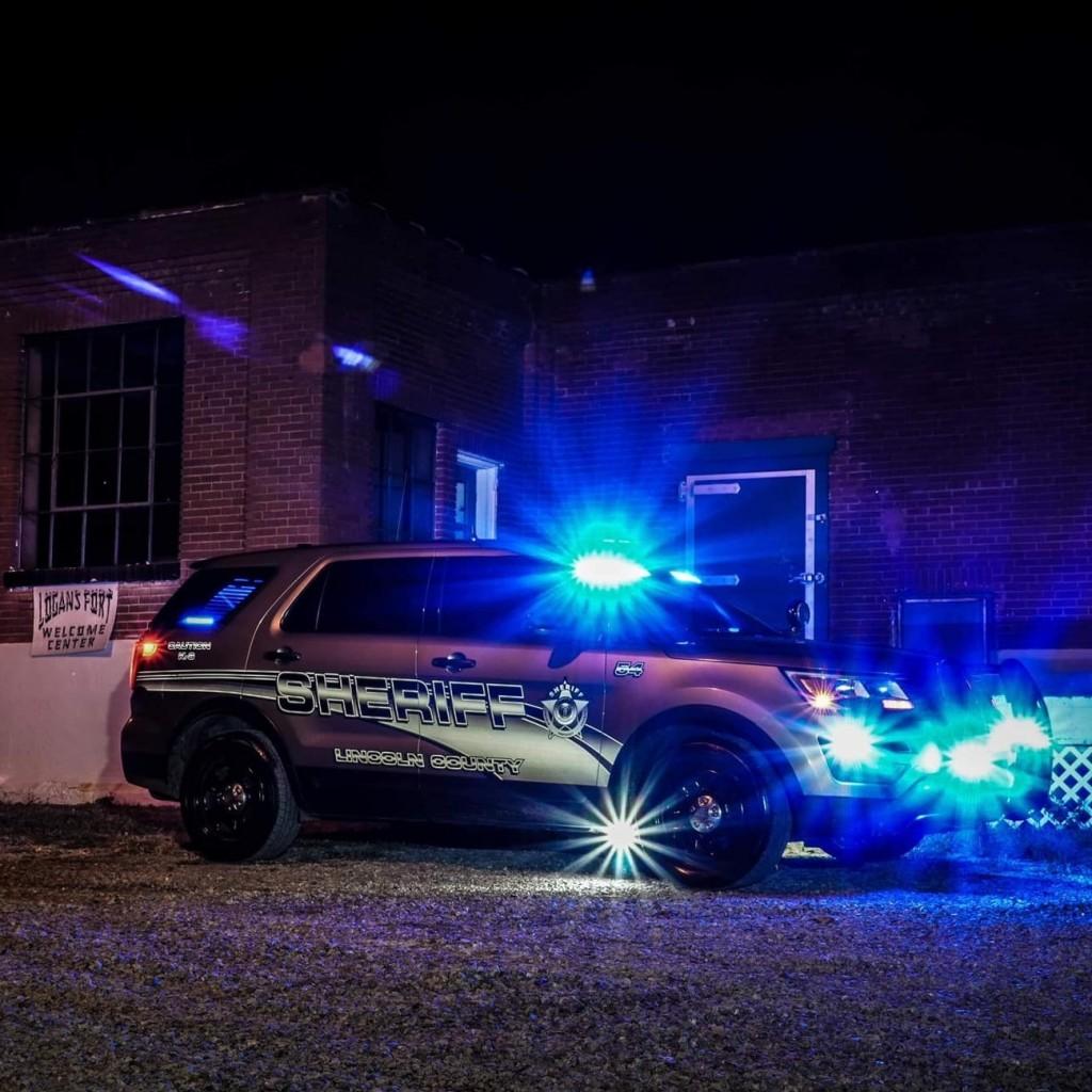 lincoln sheriff