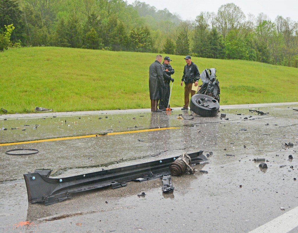 Alcohol and wet roads believed to be factors in deadly collision on AA Highway in Lewis County near Vanceburg on 5-18-20.  Jessica Lynn Tumlin was killed.  The driver accused of causing the accident