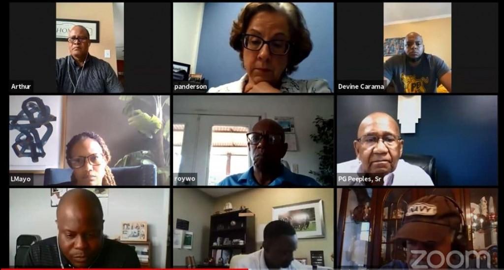 Racial Equality Meeting