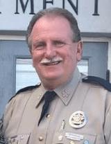 Clark County Sheriff Berl Perdue