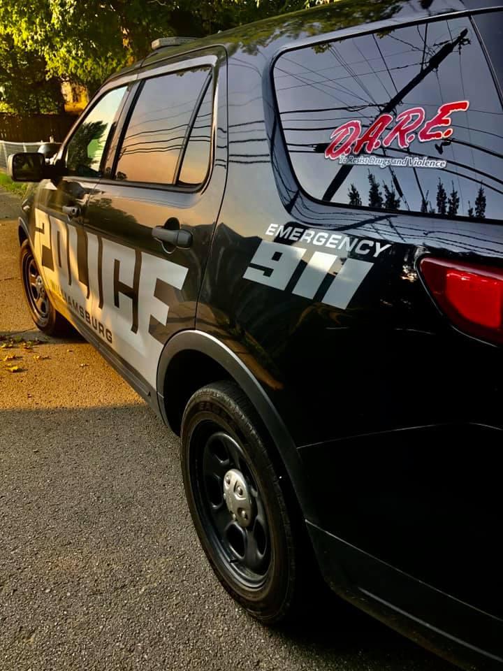 Photo of Williamsburg Police vehicle