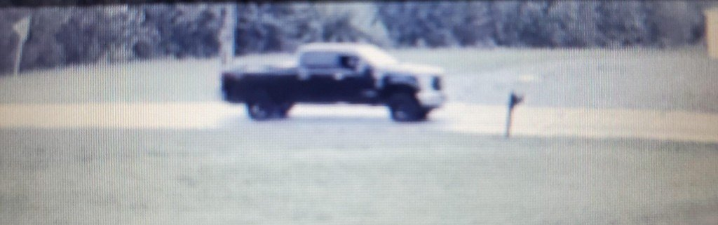 KSP asks for public's help identifying driver of pickup truck who led Troopers on chase in Daviess County on 9-3-20...driver not caught.