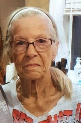 Golden Alert issued in Laurel County on 9-2-20 for 86-year old Virginia Ruth Gross who reportedly has dementia