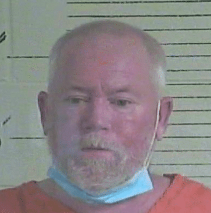 William Caudill was arrested 10-12-20 for DUI after being accused of driving drunk onto the football field where the Estill County High School marching band was practicing.  Fortunately