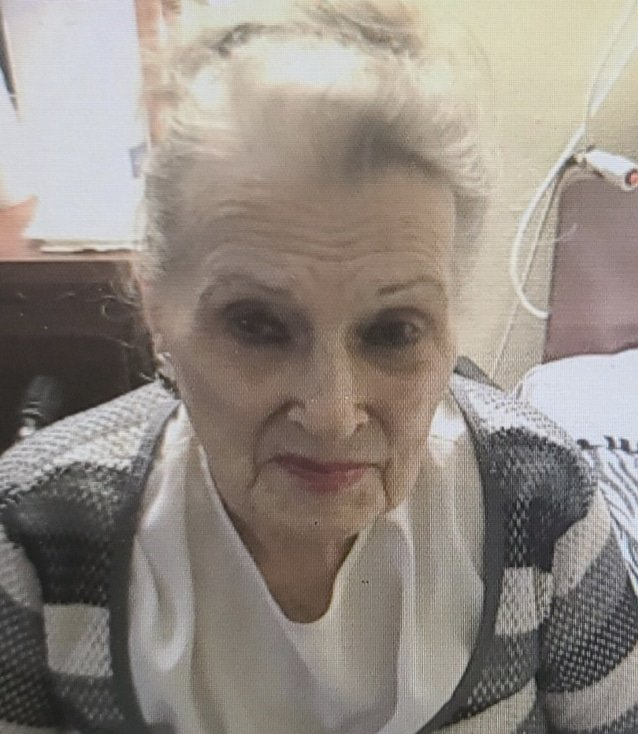 Golden Alert issued for Betty Witt on 2-23-21 who wandered away from a nursing home in the 1600 block of Versailles Road in Lexington...she's 88-years old and has dementia
