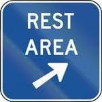 Rest Area sign (generic)